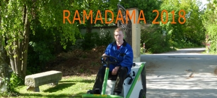RAMADAMA - Frühjahrsputz 2018